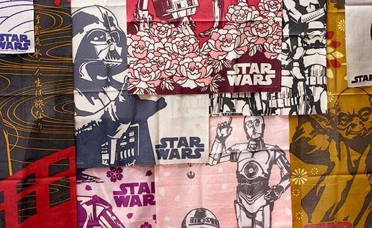 star wars towels tengui