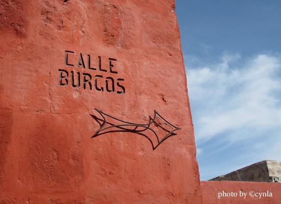 calle Burgos by Cynla