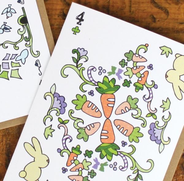 Cynla NSS Release : Bunny card card