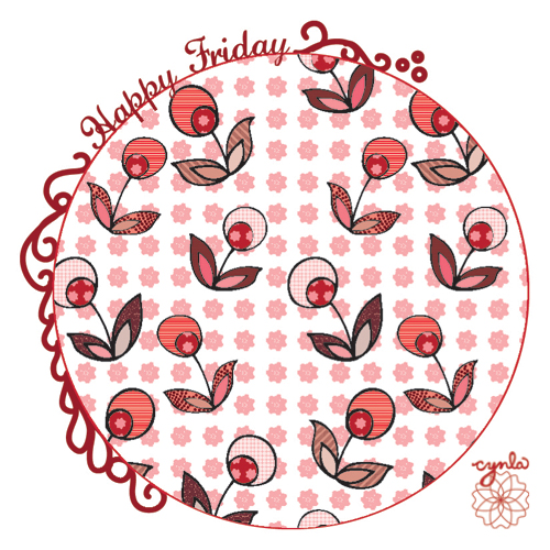 Happy Friday - Cynla pattern