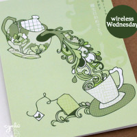 wirelessWednesdayTea