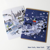 Cynla New York, New York Cards