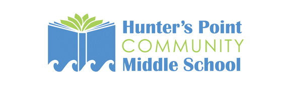 hunters point eco-friendly Logo by cynla