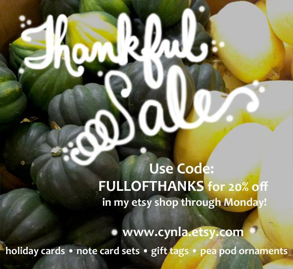 thankfulSale2013