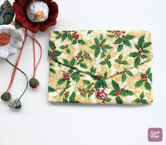 Fabric envelopes by yukishop