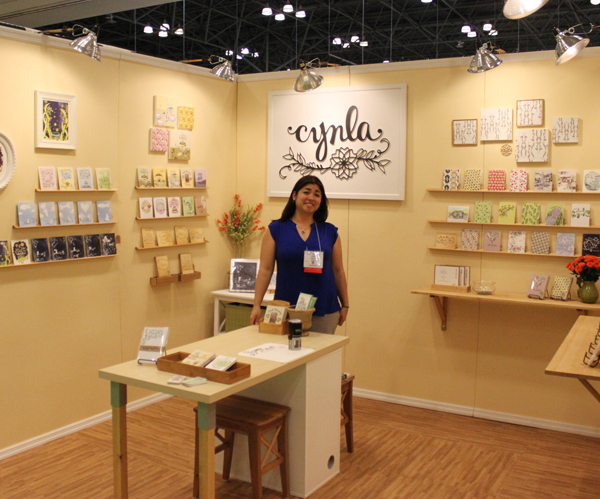 nss2014 Booth Cynla day 1