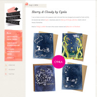 Cynla on PrettyPaperThings