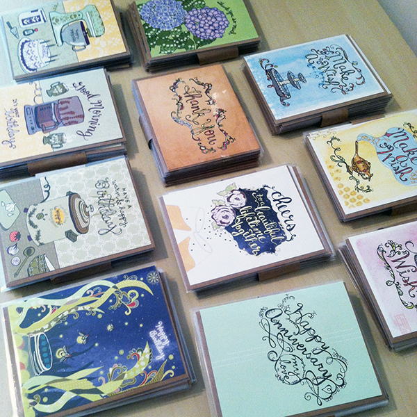 Cynla Cards & MFA Boston